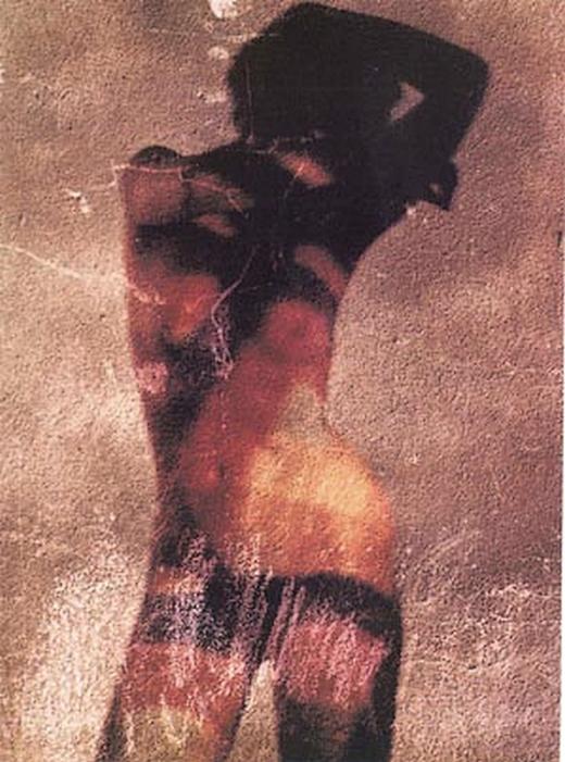 Jaroslav Vavra - Akt, , 1965